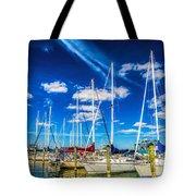 Cambridge Marina Tote Bag