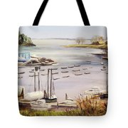Camden Docks Tote Bag