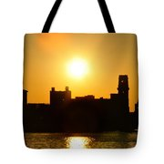 Camden Sunrise Tote Bag