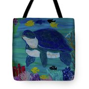 Came From A Sea Food Convention Tote Bag