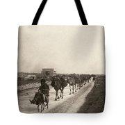 Camel Caravan, C1911 Tote Bag