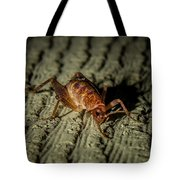 Camel Cricket Tote Bag