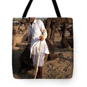 Camel Trader Pushkar Tote Bag
