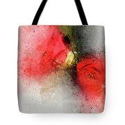 Camellia Burst Tote Bag