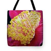 Camellia Centre Tote Bag