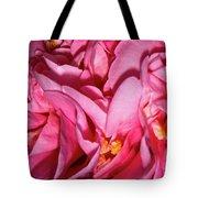 Camellia Close Tote Bag
