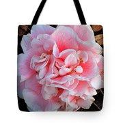 Camellia Flower Tote Bag
