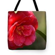 Camellia Rosette Tote Bag