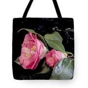 Camellia Still Life Tote Bag