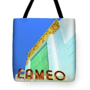 Cameo Theatre Tote Bag