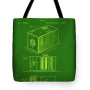 Camera Patent Drawing 1g Tote Bag