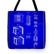 Camera Patent Drawing 2h Tote Bag