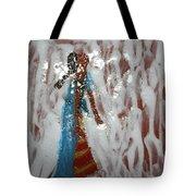 Camille - Tile Tote Bag