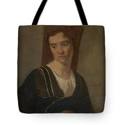 Camille Corot   A Peasant Woman Tote Bag