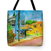 Camilles Place Tote Bag
