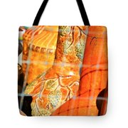 Cammo Pottery Tote Bag