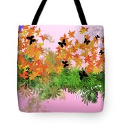 Camo Nature Range Tote Bag