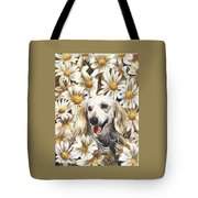 Camoflaged Tote Bag