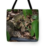 Camouflage Artist  Tote Bag