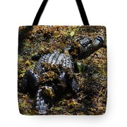 Camouflage Tote Bag by Carol Groenen