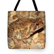 Camouflage Toad Tote Bag