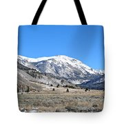 Camp Hale Historical Area Tote Bag