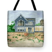 Camp In Vermont Tote Bag