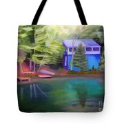 Camp Tote Bag