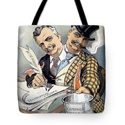 Campaign Contributions Tote Bag