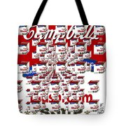 Campbells Mushroom Soup Squared Tote Bag