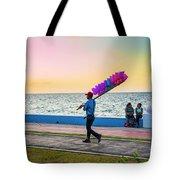 Campeche Colors Tote Bag