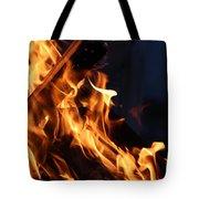 Campfire 2 Tote Bag