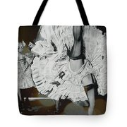 Can-can Tote Bag