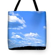 Can I Hitch A Ride? Tote Bag