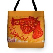 Can On Tote Bag