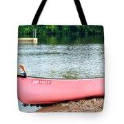 Can You Canoe Tote Bag