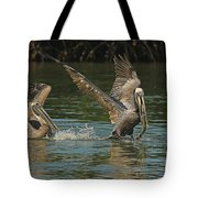 Can You Catch Me Tote Bag
