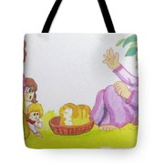 Can You Spare Some Children Tote Bag
