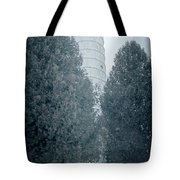 Cana Island Lighthouse Wisconsin Tote Bag