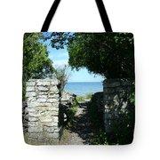 Cana Island Walkway Wi Tote Bag
