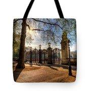 Canada Gate Green Park London Tote Bag