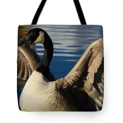 Canada Goose Spreading The Wings Tote Bag