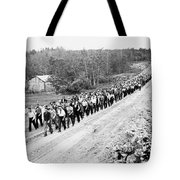 Canada: Unemployed, 1935 Tote Bag