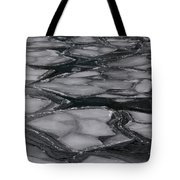 Canadian Ice Tote Bag