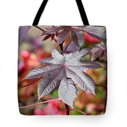 Canadian Leaf Tote Bag