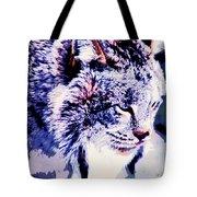 Canadian Lynx 1 Tote Bag