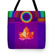 Canadian Palladian Tote Bag
