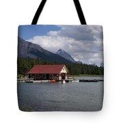 Canadian Rockies # 10 Tote Bag