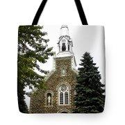 Canadian Rural Church Tote Bag