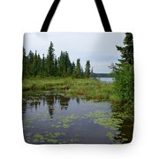 Canadian Shield Tote Bag